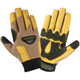 Mechanic Gloves in leather